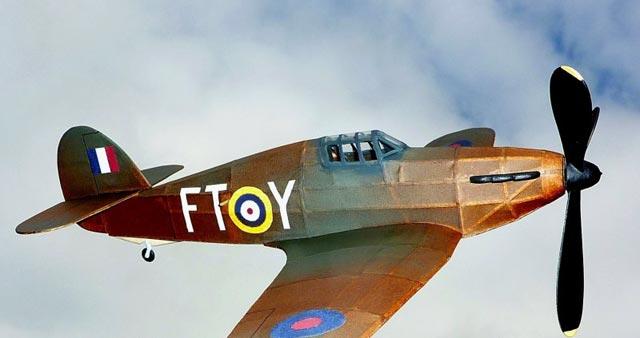 Hawker Hurricane - oz140 - Neal Green