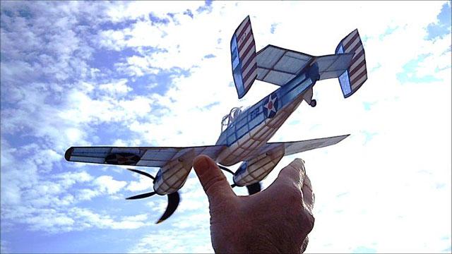 Grumman Skyrocket (oz1507) from MikeKelly