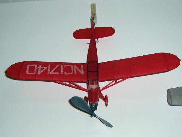 Rearwin Speedster - oz154 - Enrique