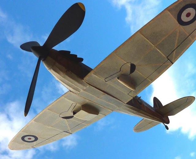 Spitfire - oz163 - Neal Green
