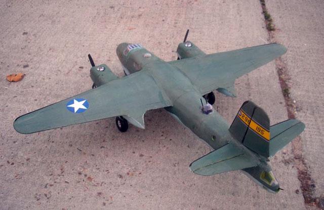 Martin B-26 - oz2146 - Javier