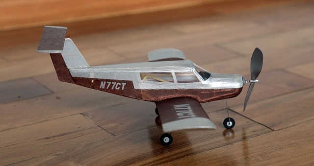 Bellanca Aries - oz2379 - EldonMasini