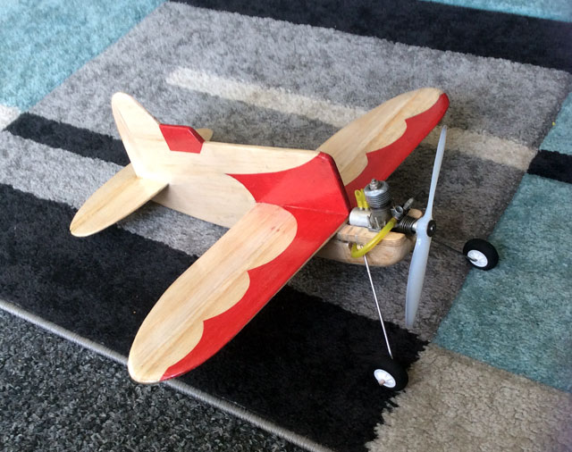 Gee Bee Sportster - oz2631 - TonyWright