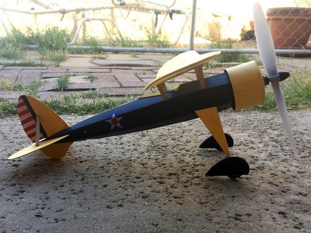 Flying Aces Fighter - oz2701 - Charlie Storck