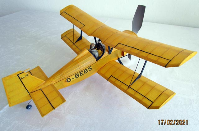 Andreasson BA-4 - oz2972 - Drahoslav Dvorak