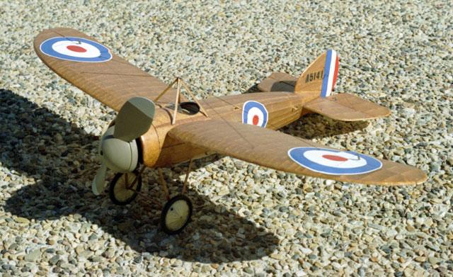 Bristol M1D - oz2991 - John&Kath_French