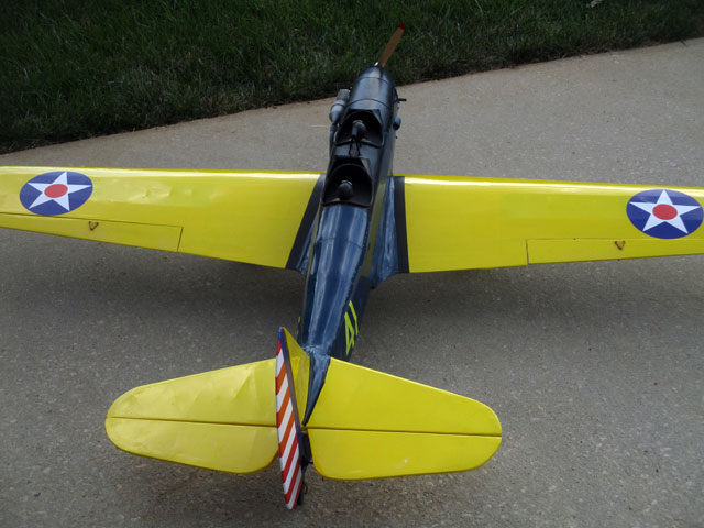 Fairchild PT-19 - oz327 - LarryW