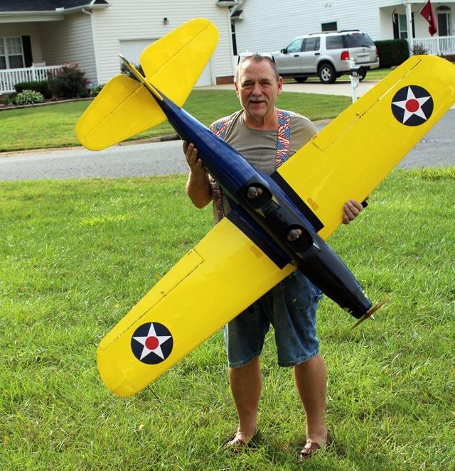 Fairchild PT-19 - oz327 - Larry Welle