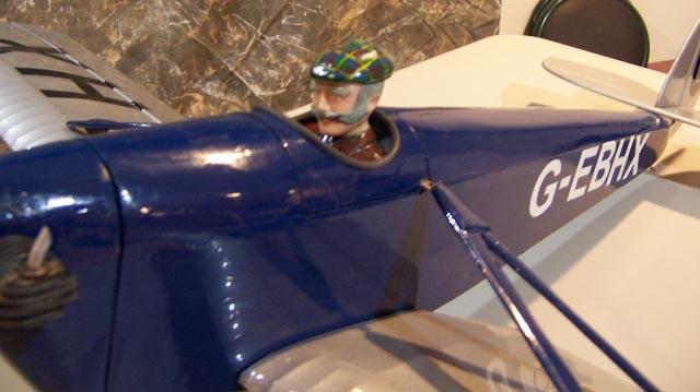 DH 53 Humming Bird - oz3436 - EricBoehm