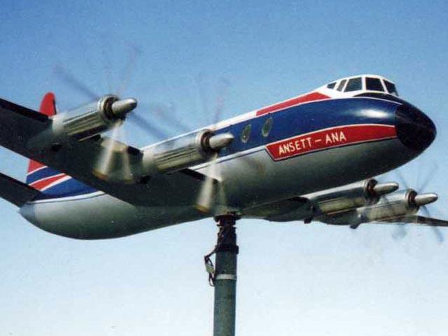 Vickers Viscount - oz3716 - gypsy940