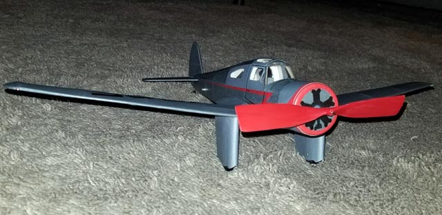 Curtiss Wright Coupe - oz3865 - Archie Adamisin