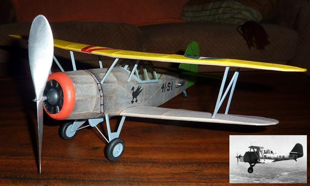 Vought Dive Bomber - oz409 - Neal Green