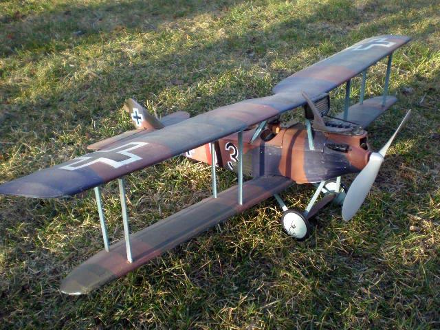 Rumpler C-5 - oz4133 - Dieter