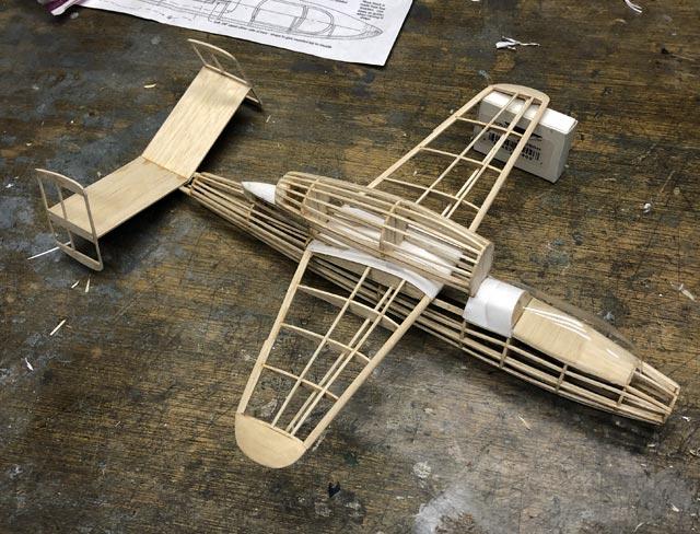 Heinkel He 162 A2 - oz4203 - Mike McCaffrey