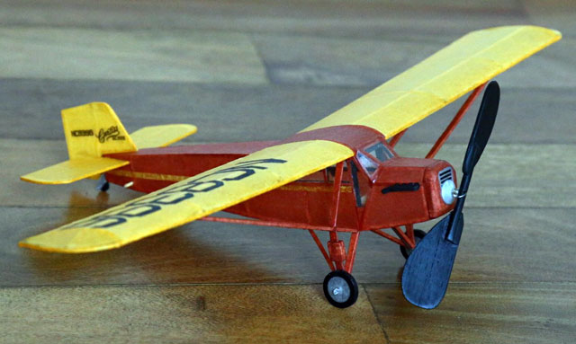 Curtiss Robin - oz4236 - EldonMasini
