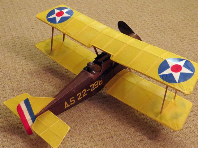 British SE5 Pursuit - oz4374 - ChrisBlanch