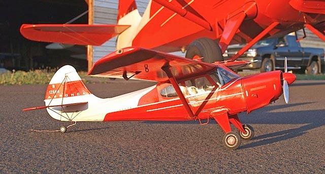 Outerzone : Aeronca Sedan plan : download free vintage ...