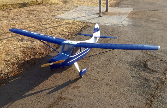 Aeronca Sedan - oz4461 - ChrisFreeman