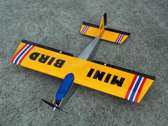 Mini Bird - oz4565 - ManfredWeihrauch