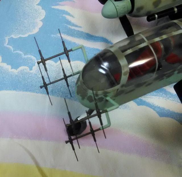 Heinkel He 219 UHU - oz5703 - Radek