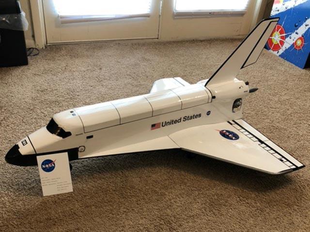 Space Shuttle - oz5890 - James Rand
