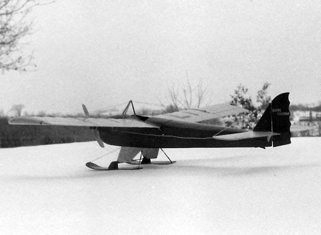 Farman F.451 Moustique - oz6019 - ChrisMoes