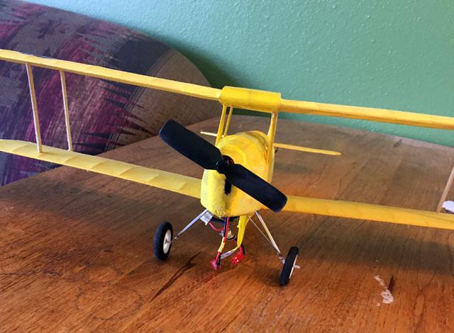 Tiger Moth - oz618 - Brent Slensker