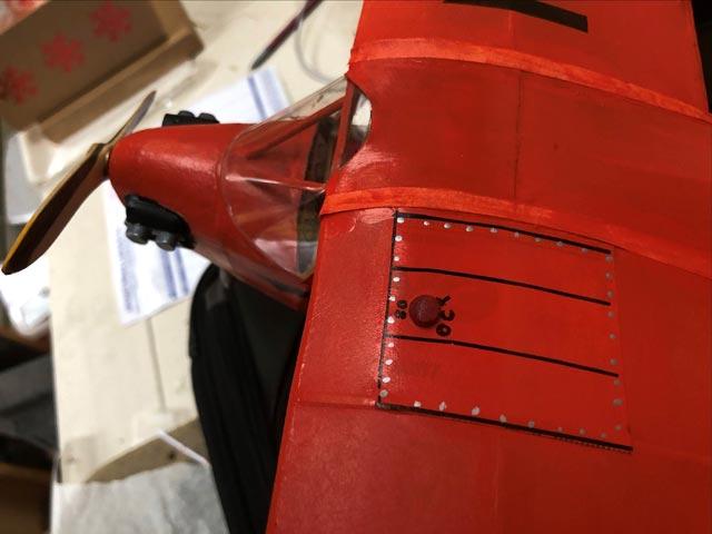 Piper Cub Cruiser J5 - oz6751 - Dave Buyak