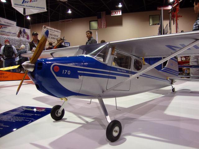 Cessna 170 - oz681 - TerryConley