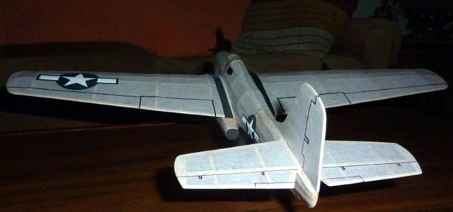 Bell P-59 Airacomet - oz720 - Neal Green