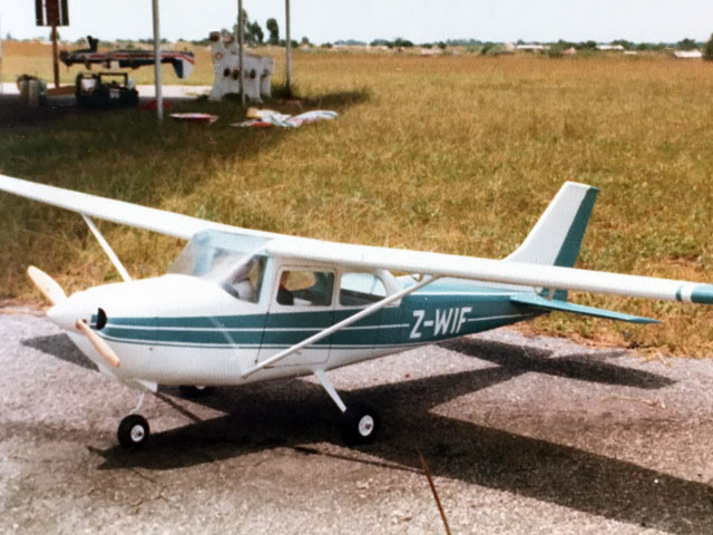 Cessna 182 Skylane - oz7251 - AndyCoutts