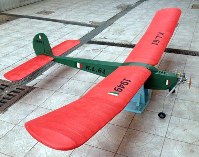 KL-61 - oz7508 - Luigi Carlucci, Italy