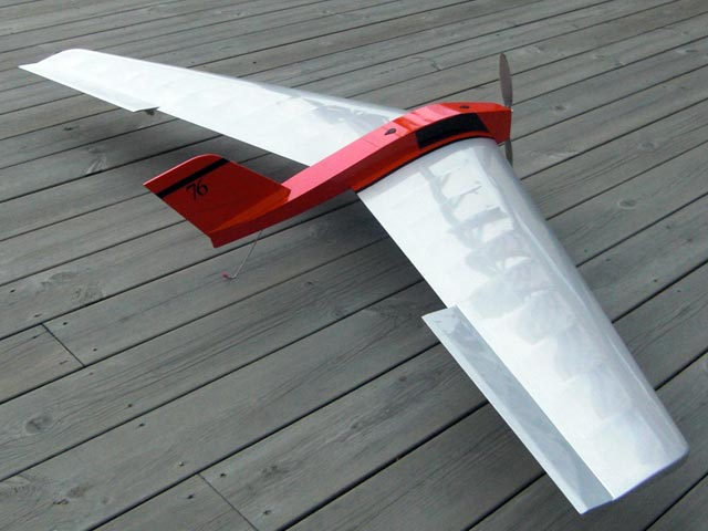 Flying Wing - oz7654 - ThomasD