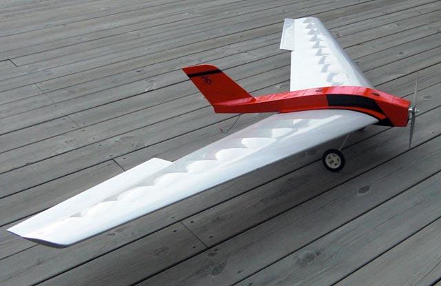 Flying Wing - oz7654 - ThomasD