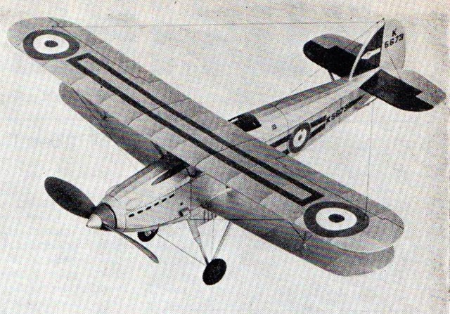 Hawker Fury - oz767 - AlistairM