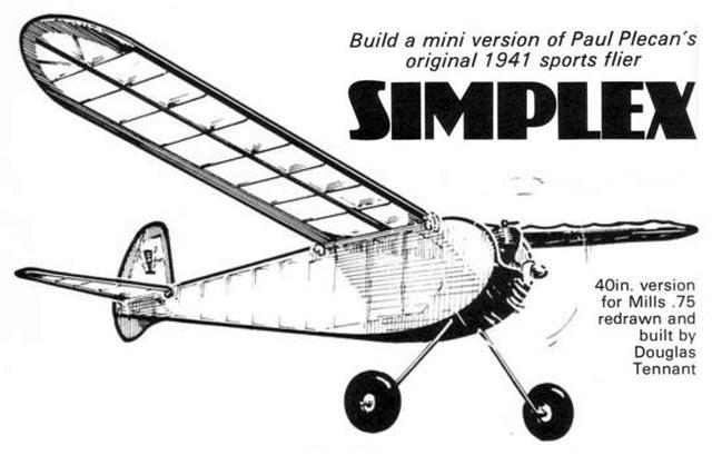 Simplex 40 (oz77) from BernardandPetro