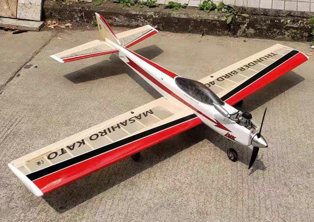 Thunderbird 40 - oz8021 - Huang Sheng