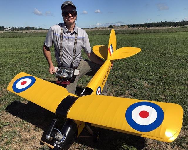 De Havilland Tiger Moth - oz8039 - LucD