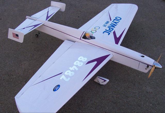 Olympic Mk VI - oz8198 - DougB