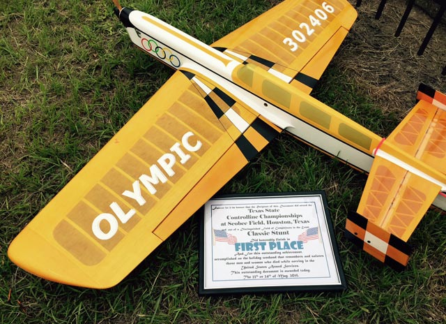 Olympic Mk VI - oz8198 - Allan Perret