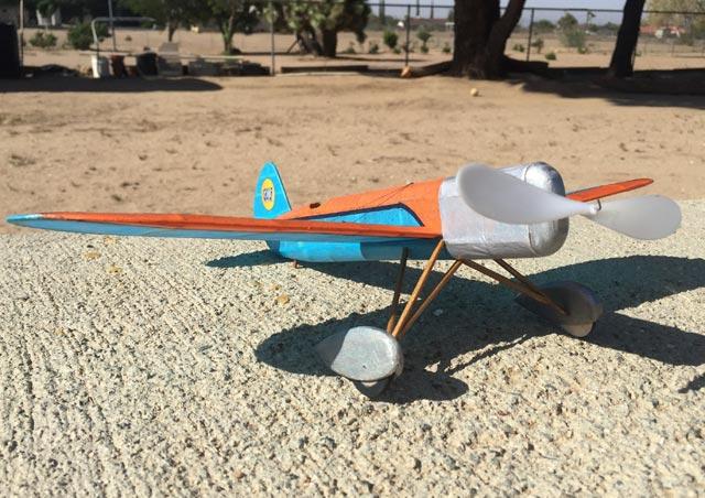 Flying Aces Sportster - oz8230 - Charlie Storck