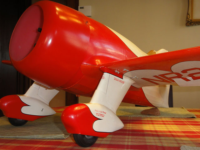 Gee Bee R-1 - oz8263 - dfritzke
