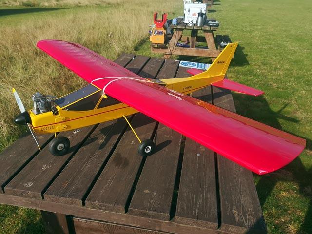 Aero-Star 20 - oz8434 - Norman Fawley