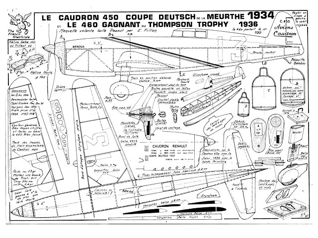 Caudron 450 (oz1002) by Emmanuel Fillon
