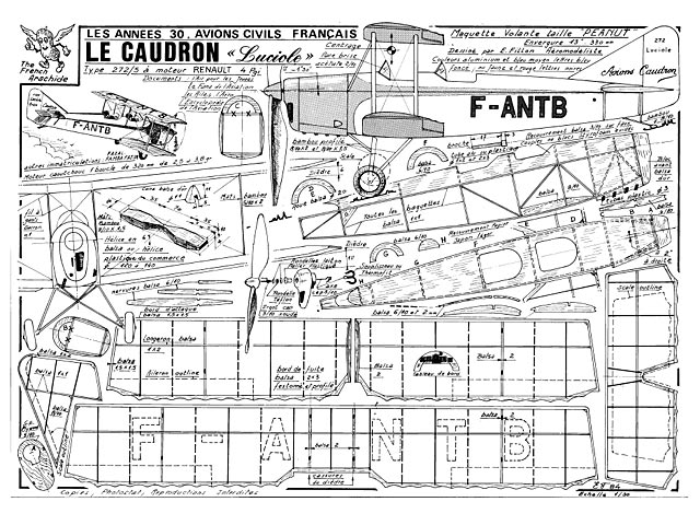 Caudron Luciole (oz1003) by Emmanuel Fillon