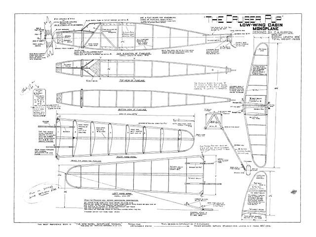 Cruiser Pup - plan thumbnail image