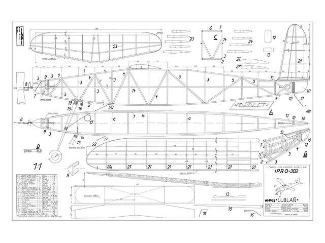 Lublan - plan thumbnail image