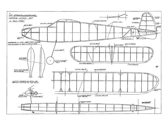Lo Stratosferino - plan thumbnail image