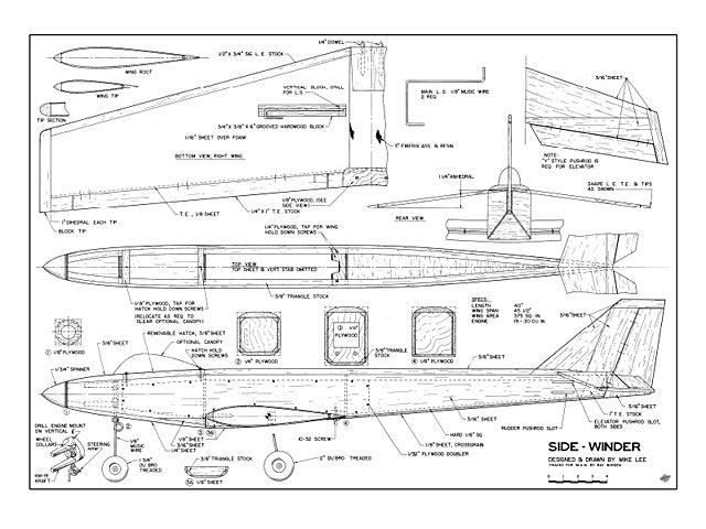 Sidewinder - plan thumbnail image
