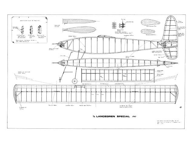 Landegren Special - plan thumbnail image